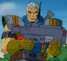 Nathan Summers (Tierra-13393) de X-Men The Animated Series Temporada 1 7