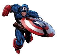 Steve Rogers El Capitán América