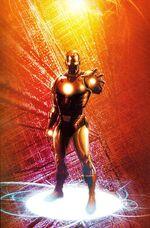 Invincible Iron Man Vol 1 14 Textless