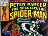 Peter Parker, O Espetacular Homem-Aranha Vol 1 22