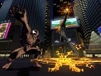 TRN005 Venom vs Electro