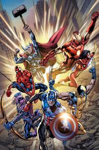 Avengers Vol 4 12.1 Textless