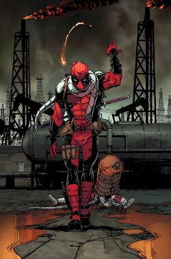Deadpool Vol 3 43 Sin Texto