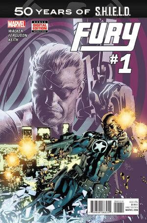 Fury S.H.I.E.L.D. 50th Anniversary Vol 1 1
