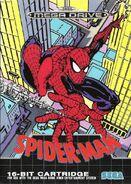The Amazing Spider-Man vs. The Kingpin (Sega Mega Drive)