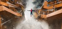 Человек-паук пытается спасти паром - Возвращение домой