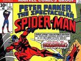 Peter Parker, O Espetacular Homem-Aranha Vol 1 1