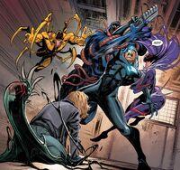 Venom Vol 4 17 Maker vs Agony, Riot, Fage and Lasher