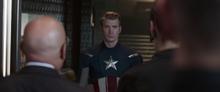 Стив опять заходит в лифт - Финал