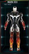 Armure d'Iron Man MK XXII (Terre-199999)