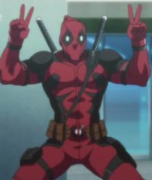 Wade Wilson (Tierra-TRN642) de Marvel Future Avengers Temporada 1 18