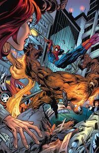 USM 76 Spider-Man vs Hobgoblin