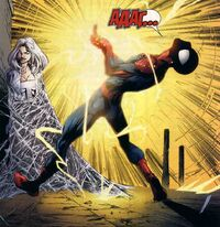 USM 88 Spider-Man and Silver Sable