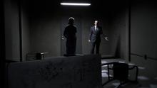 Колсон и Гудман обсуждают проект ТАИТИ - Агенты ЩИТ