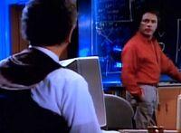 David talks to Pratt about Hulk