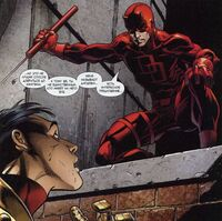 USM 106 Daredevil and Shang-Chi