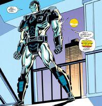 Iron Man 284 Rhodey in War Machine Armor