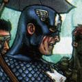 Капитан Америка (616) портрет; Гражданская война