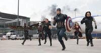 Команда Капитана Америки