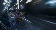 Сражение Т Чаллы и Киллмонгера - Черная пантера