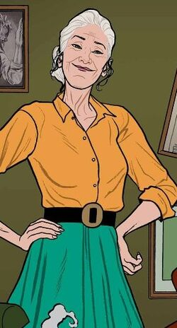 May Reilly (Earth-616) from Howard the Duck Vol 6 1 001