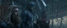 Мстители разговаривают с Таносом - Мстители Финал