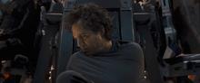 Халк восстанавливается после дуэли с Железным человеком - Эра Альтрона