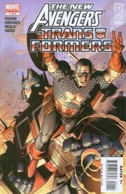 New Avengers-Transformers