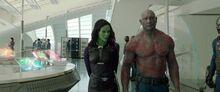 Дракс заявляет, что убьет Таноса