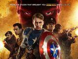 Capitán América: El Primer Vengador / Galería