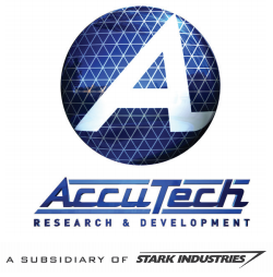 AccuTech (Earth-199999) Logo 001