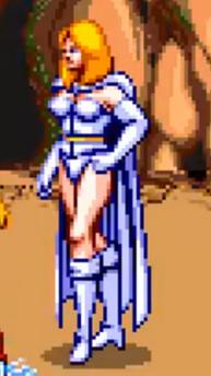 Emma Frost (Tierra-652975) de X-Men (videojuego arcade de 1992)
