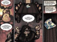 Mighty Thor 2 12 Dwarves are giving uru to Odin