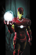 Armure d'Iron Man (Avengers VS New Ultimates) (Terre-1610)