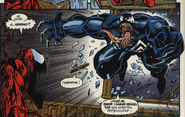 Venom Atacks Kasady