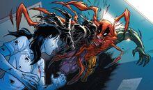 Deadpool Attacks Shriek