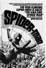 The Amazing Spider Man series poster