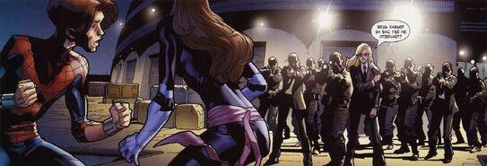USM 115 Agents of SHIELD vs Superheroes