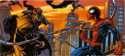 Человек-паук против Доктора Осьминога