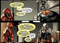 Deadpool Vol 2 9 page -- Tony Masters (Earth-616)