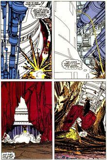 Iron Man Lifting Reactor