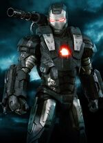 James Rhodes (Earth-199999) as War Machine