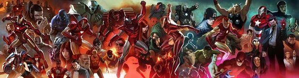 Marko Djurdjevic - Age of Heroes Iron Man Covers