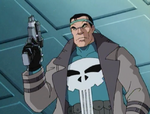Spider Man The Animated Series Frank Castle (Punisher)