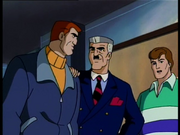 Edward Brock (Earth-92131), John Jonah Jameson (Earth-92131) and Peter Parker (Earth-92131) from Spider-Man The Animated Series Season 1 1 001