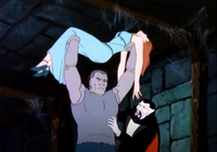 SM and His Amazing Friends S3E2 Frankenstein's Monster Tries to Kill Angelica