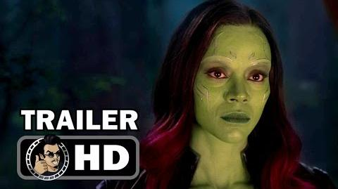 GUARDIANS OF THE GALAXY 2 Official Trailer 3 Teaser (2017) Chris Pratt Marvel Movie HD