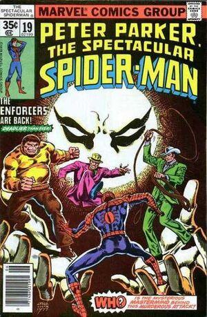 Peter Parker, O Espetacular Homem-Aranha Vol 1 19