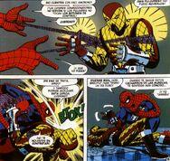 El Shocker vs The Amazing Spider-Man