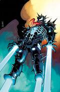 Invincible Iron Man 5 Leonardi Venomized Variant
